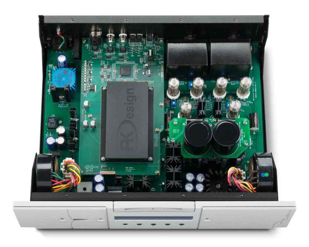 Balanced Audio Technology - B.A.T. REX DAC - das Innenleben eines Königs