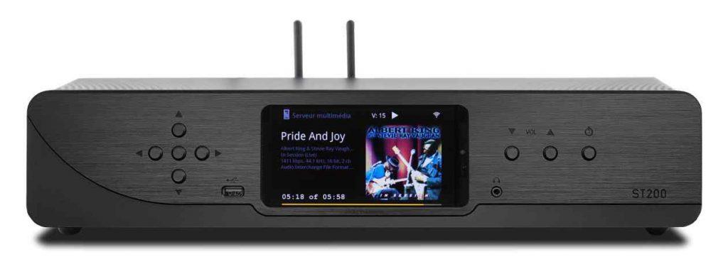 Atoll ST 200 Signature Streamer mit analogem Vorverstärker