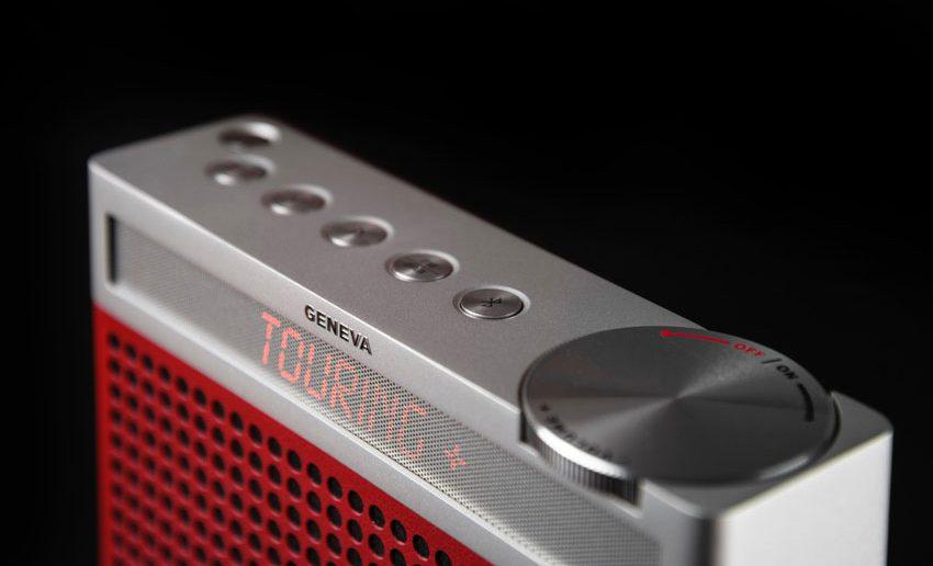 Geneva Touring S Bluetooth Radio mit DAB