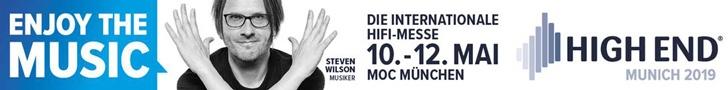 Logo der High End München 2019
