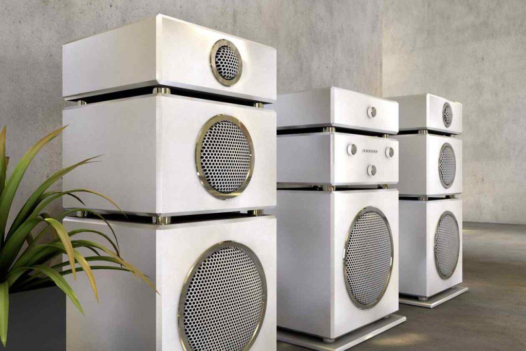 Soundstein HiFi Lautsprecher in Modul-Bauweise