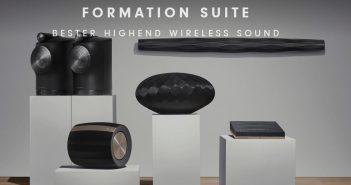 Bowers und Wilkins Formation Suite Wireless Lautsprecher System