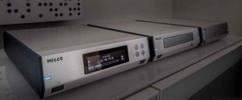 MELCO Server N100 - Laufwerk D100 - Speichererweiterung E100