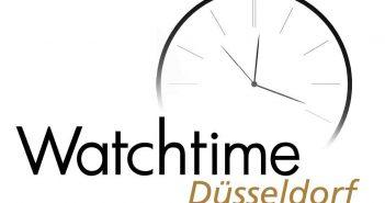 Watchtime Düsseldorf Logo