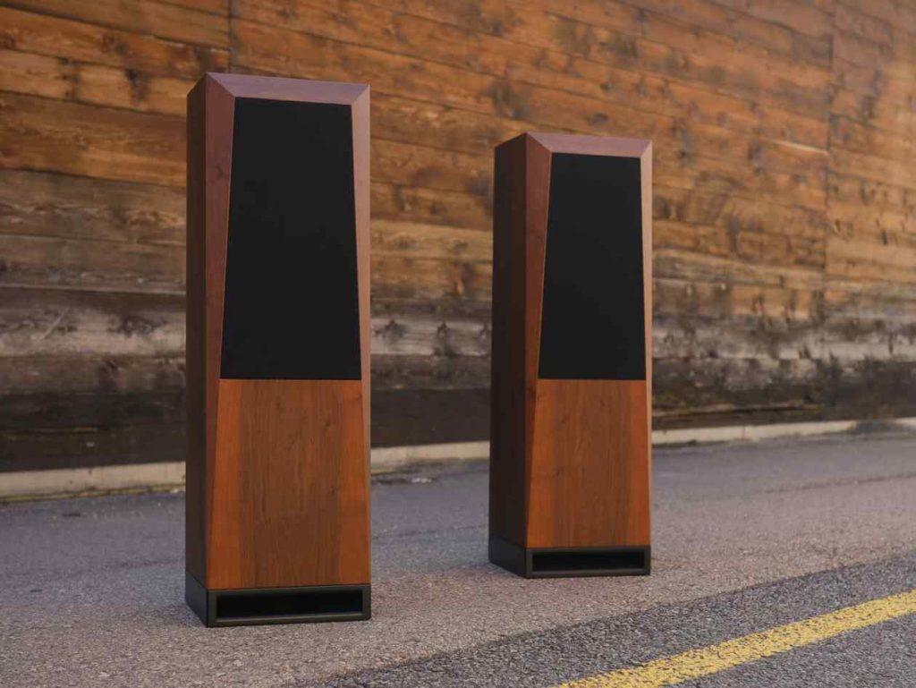 PSI Audio Heritage Standlautsprecher