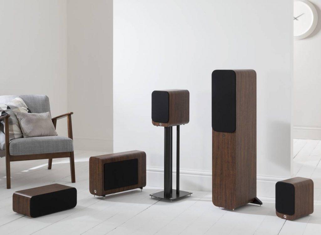 Lautsprecherfamilie Q Acoustics 3000i