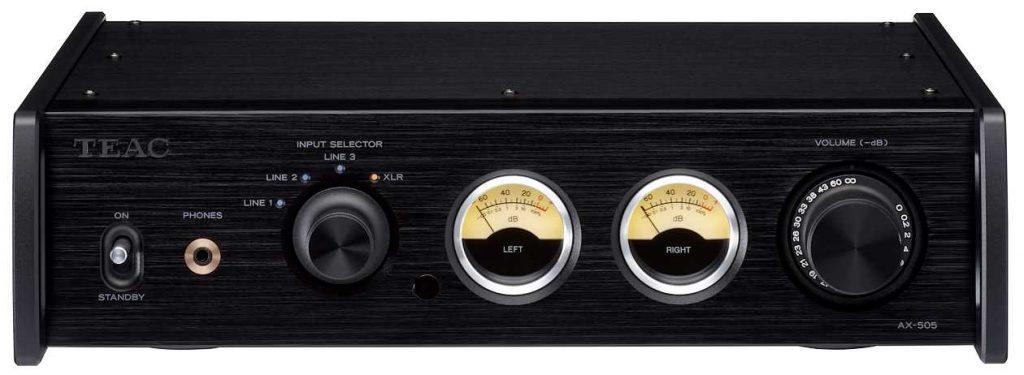 TEAC AX 505 analoger HiFi-Vollverstärker