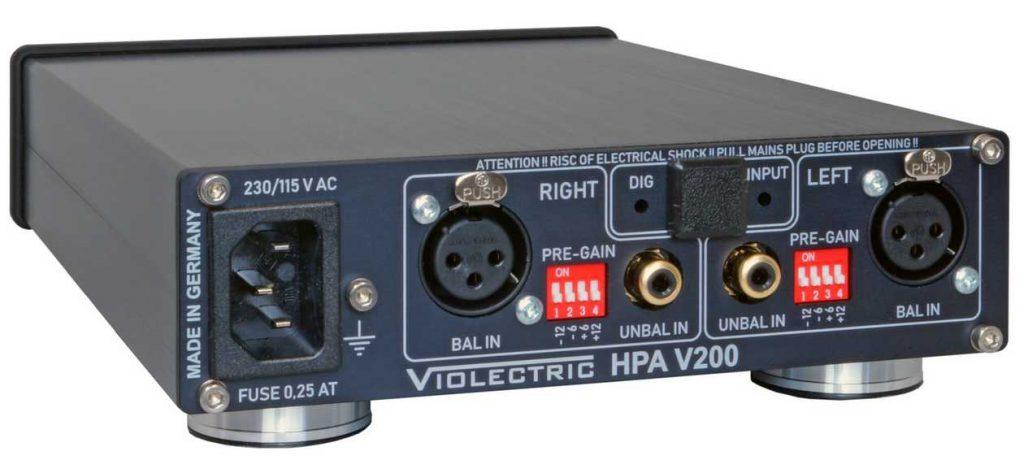 Violectric V200 A