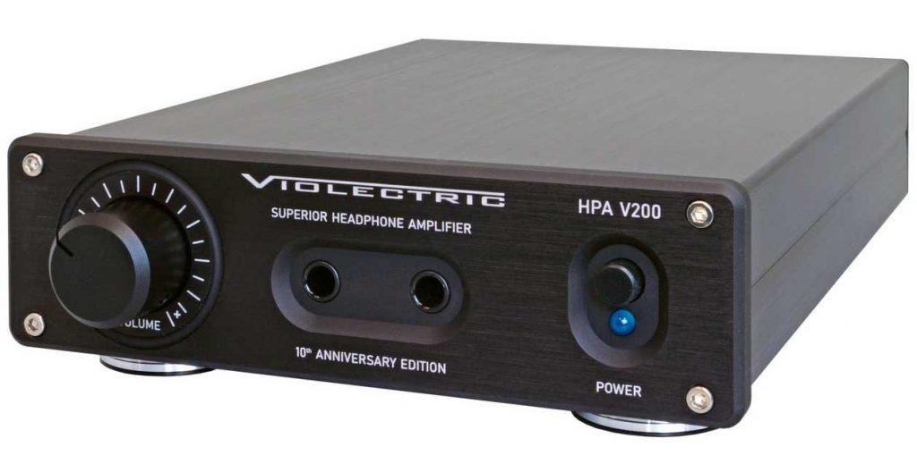 Violectric Kopfhörerverstärker V200A
