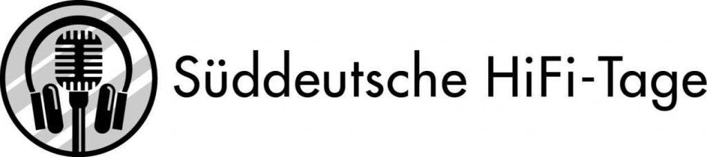 Logo der Süddeutsche HiFi-Tage in Stuttgart