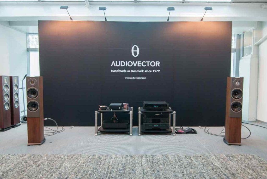Audiovector Lautsprecher