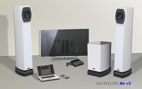Audium Air2 Set