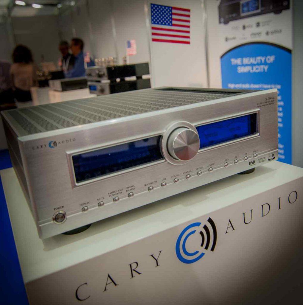 Vollverstärker CARY Audio SI300.2d (Foto: F. Visarius)