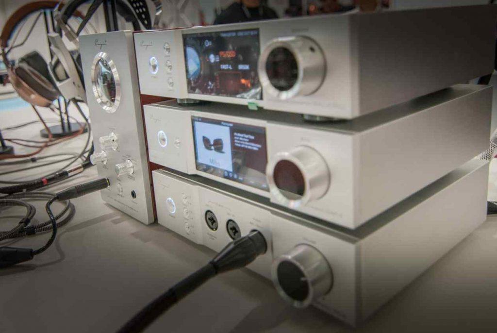 Kopfhörer-Elektronik bei CAYIN