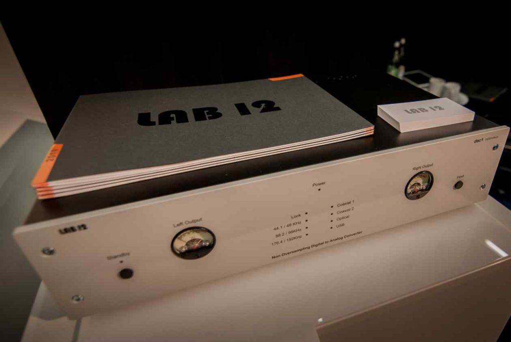 LAB12 HighEnd DAC: DAC1