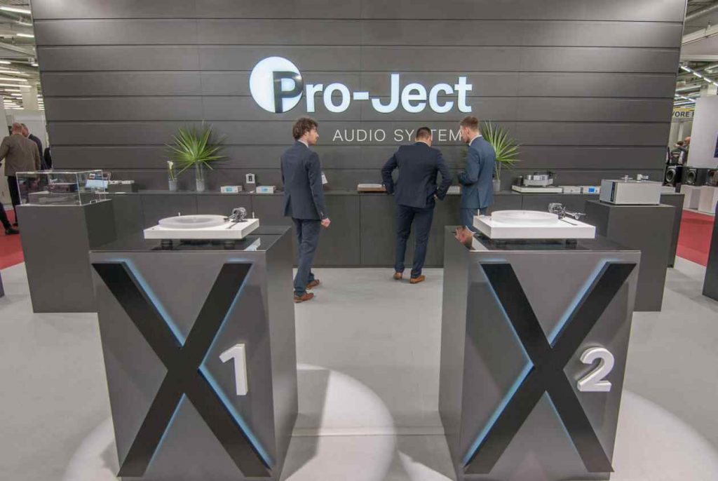 X-MEN: Der Pro-Ject Stand