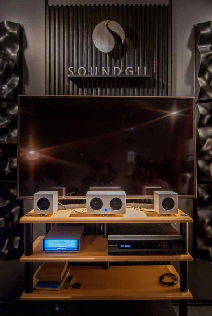 SOUNDGIL Messe-Setup
