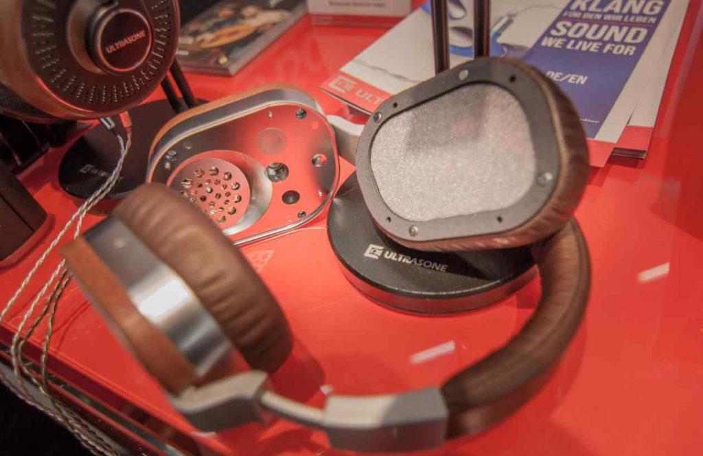 ULTRASONE Edition 15 Kopfhörer und Ohrpolster
