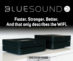 Bluesound 2i WiFi Discover