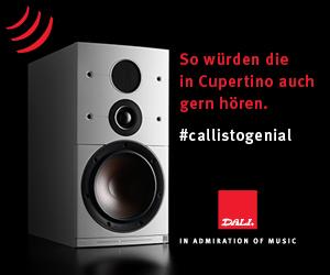 Kompaktlautsprecher Dali Callisto 2 Cupertino