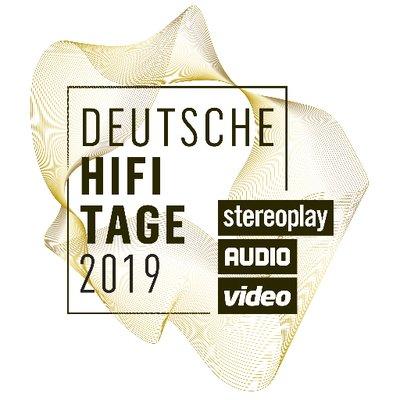Logo der Deutsche HiFi-Tage in Darmstadt