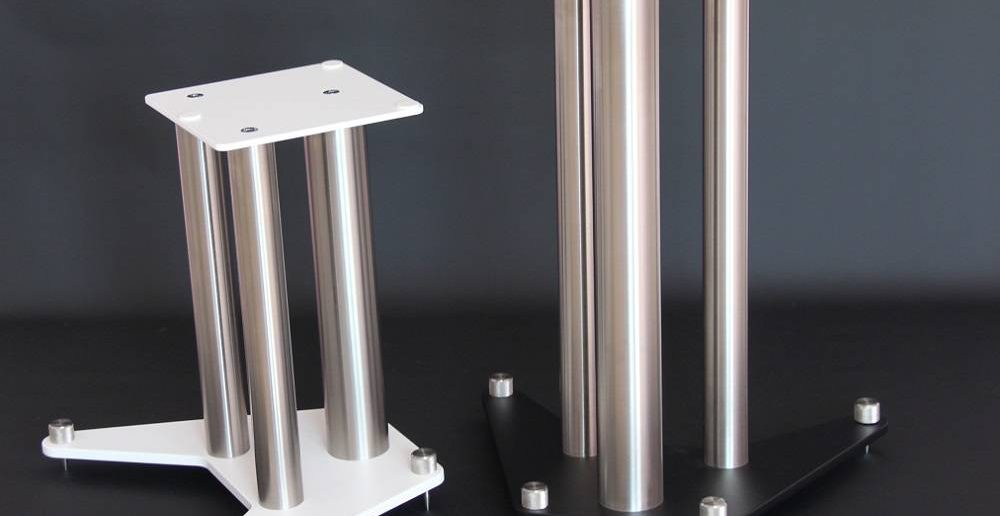 Lautsprecherständer XTC von Liedtke-Metalldesign