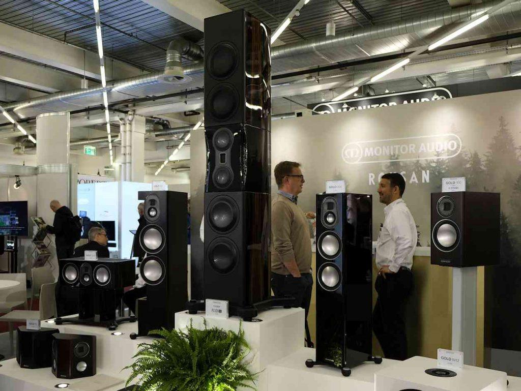 Monitor Audio Lautsprecher für HiFi