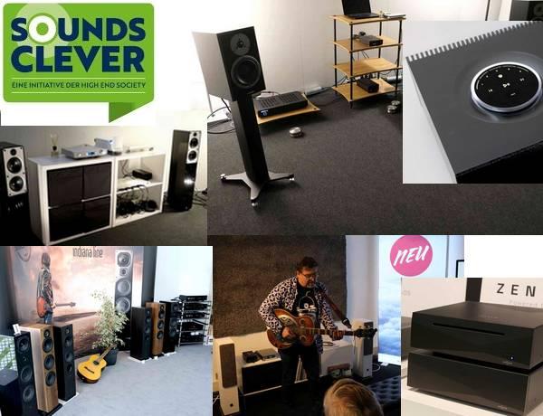 High End 2019 – Sounds Clever – HiFi geht auch günstig