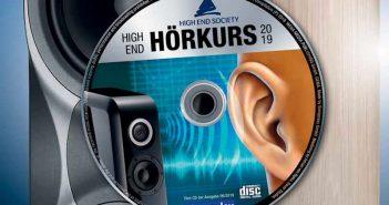 CD-Cover des Stereoplay Hörkurs auf der High End 2019
