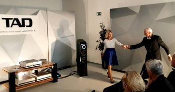 TAD Audio lädt zum Tanzen ein