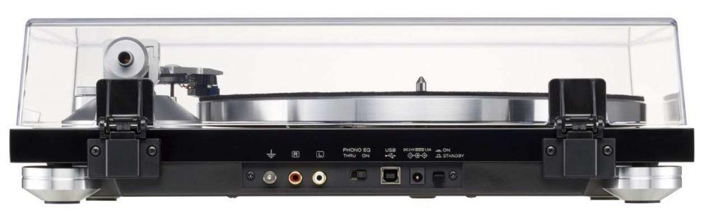 TEAC Plattenspieler mit Direktantrieb, Phonovorstufe, DAC und Bluetooth