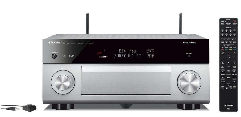 Yamaha RX-2080 Surroundreceiver