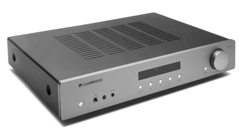 Cambridge Audio AXA HiFi-Vollverstärker