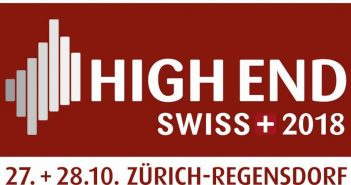 Logo der High End Swiss 2019 in Zürich