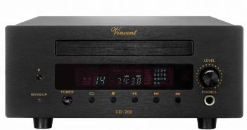 CD Player Vincent CD 200 in den News
