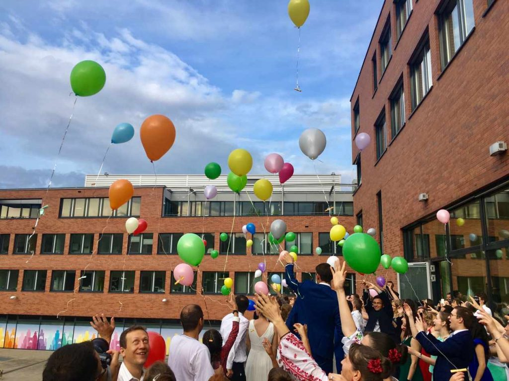 ROJ Benefizball 2019 - Ballons