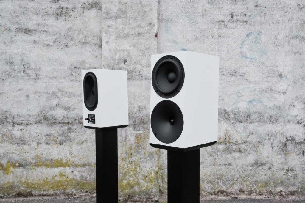 Buchardt Audio Kompaktlautsprecher S400 in weiß