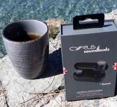 Test: CYRUS soundBuds – Knopf im Ohr – Mobile Bluetooth-Kopfhörer