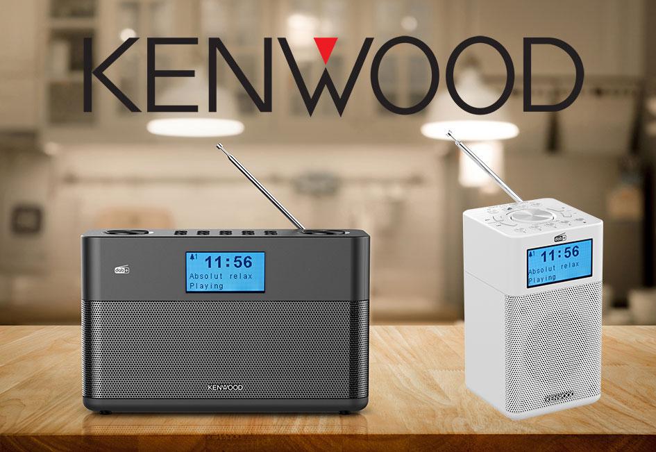 DAB und UKW Radio Kenwood CD ST50