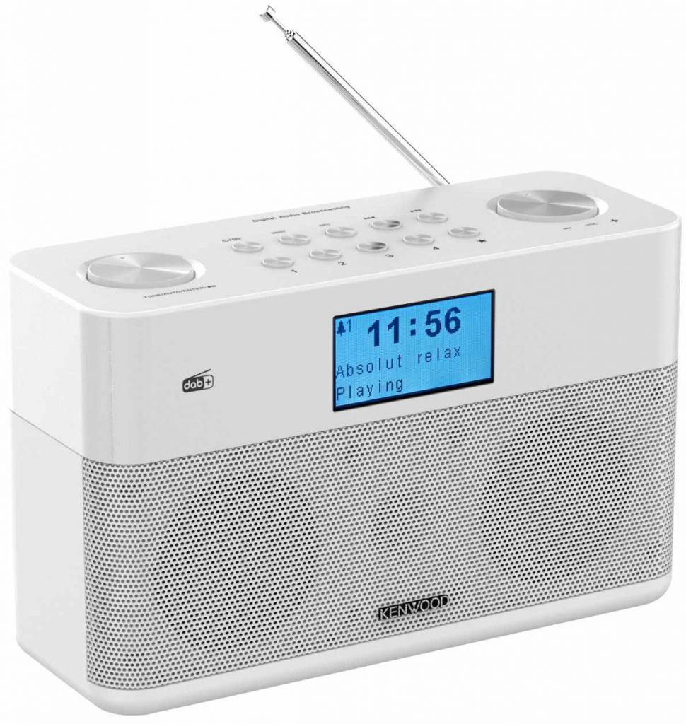 Kenwood CD ST50 UKW und DAB Radio