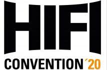 Das Logo der HiFi-Messe HiFi-Convention 2020 in Freiburg