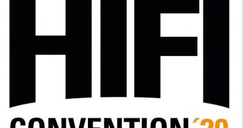 Das Logo der HiFi-Messe HiFi-Convention 2020 in Freiburg