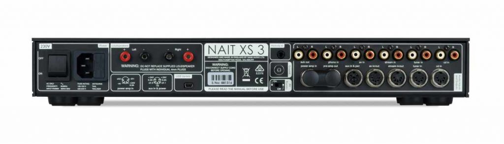 Naim NAIT XS 3