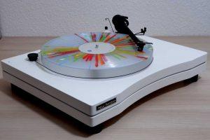 Plattenspieler New Horizon GD 2.25 Alle Farben
