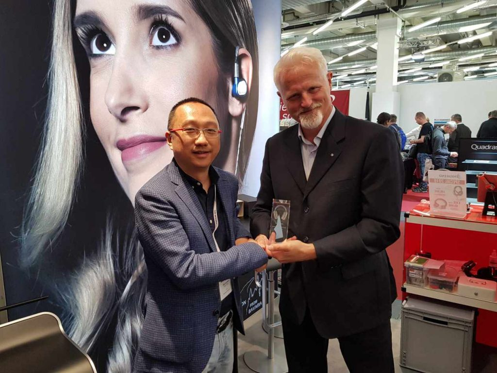 Ultrasone Distributor Award 2019