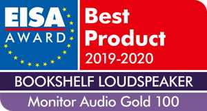 EISA Award Monitor Audio Gold 100