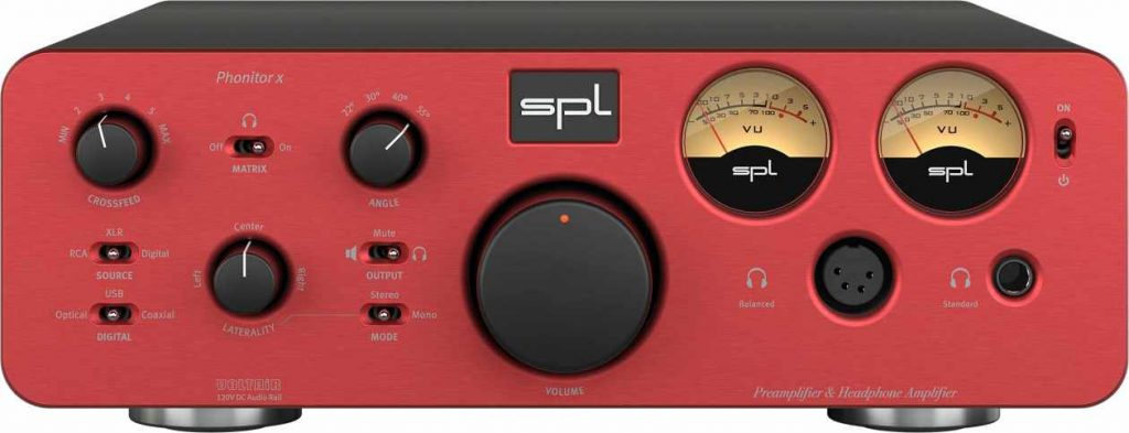 SPL-Phonitor-x Rot