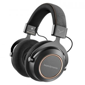 Der neue Bluetooth Kopfhörer beyerdynamic Amiron Copper wireless mit Tesla Technologie