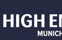 Logo der weltgrößten HiFi-Messe High End 2020 in München