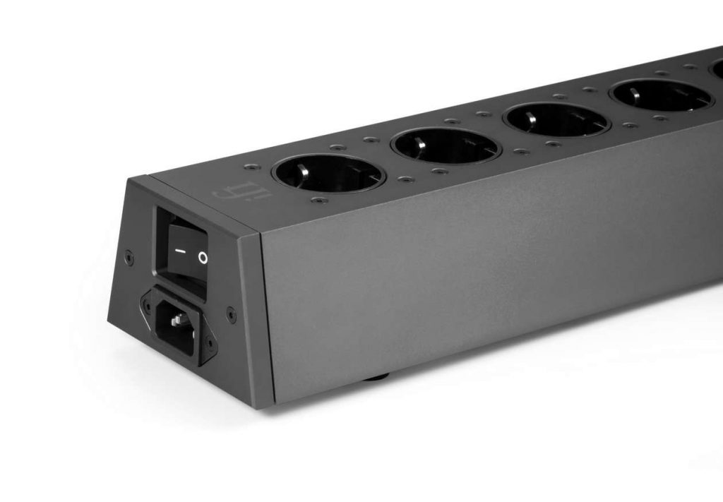 Steckdosenleiste / Powerstation ifi vom Vertrieb WOD Audio